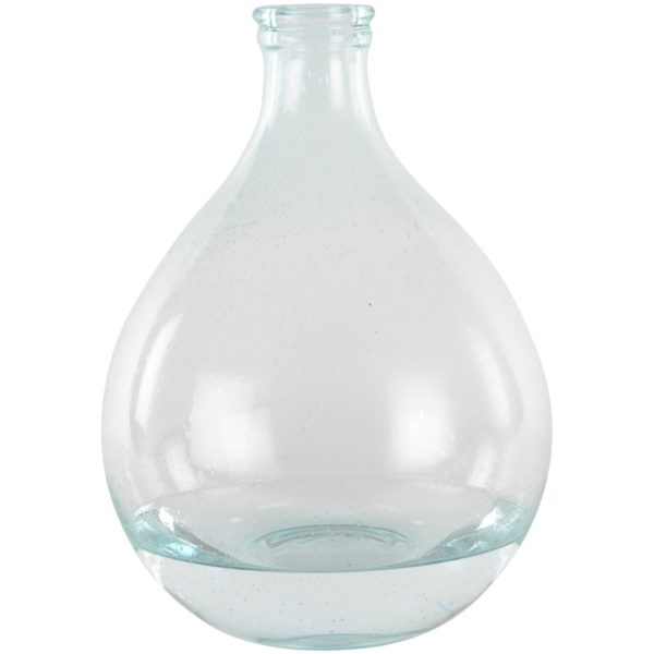Glass Apothecary Vase Large 25x34cm