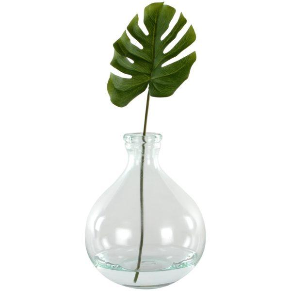 Glass Apothecary Vase Small 18x22cm