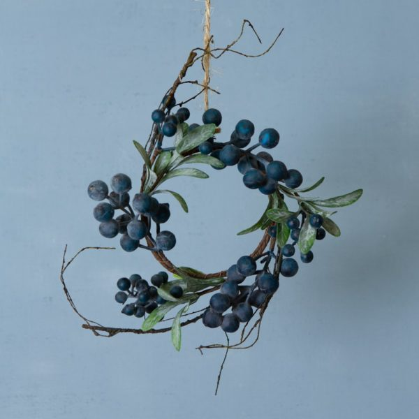Wild Blueberry Candle Ring