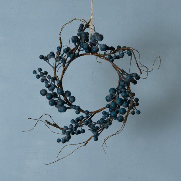Blueberry Table Wreath