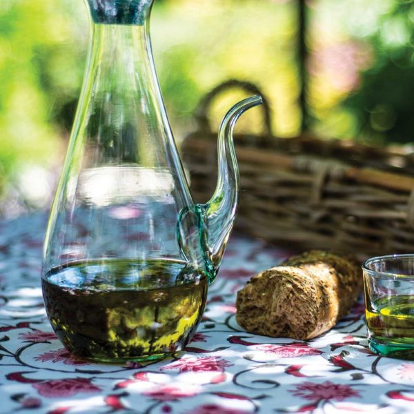 Jaen Olive Oil Decanter