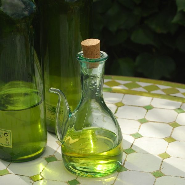 Amsterdam Olive Oil Jar