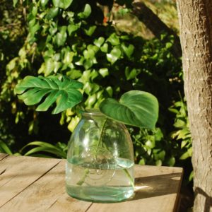 Glass Jar Recycled 1L