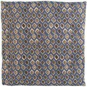 Cushion Dakar Indigo/Black