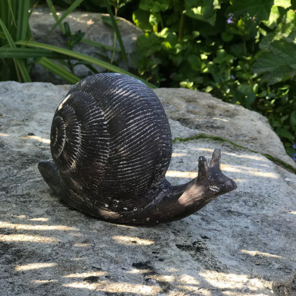 Decorative Snail Rust