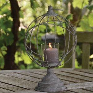 Candle Globe Athena