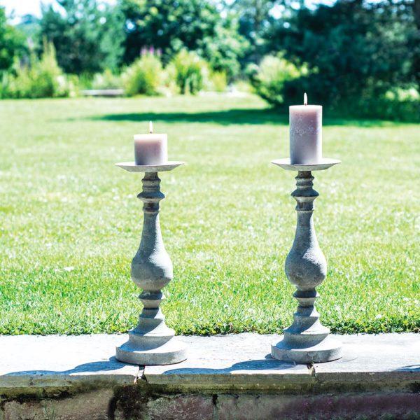 Candleholder Adelphi Large 15x42cm