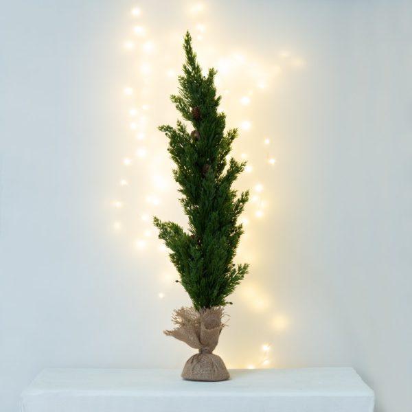 Faux Pine Tree Large