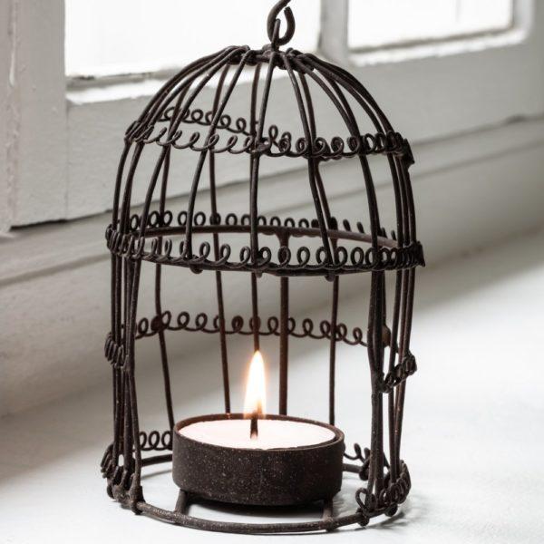 Mini Birdcage T-light Holder