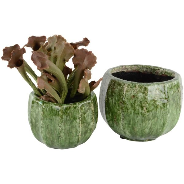 Provencal Planter Forest Green