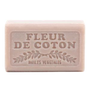 Marseilles Soap Fleur de Coton 125g