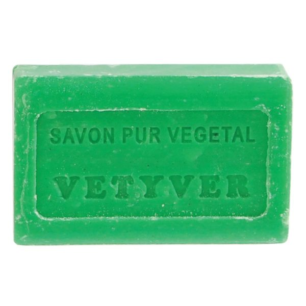 Marseilles Soap Vetiver 125g