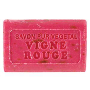 Marseilles Soap Vigne Rouge 125g