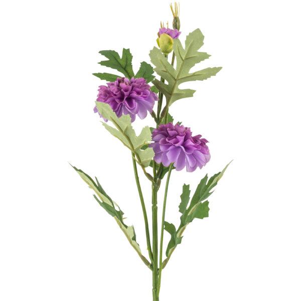 Chrysanthemum Spray Purple