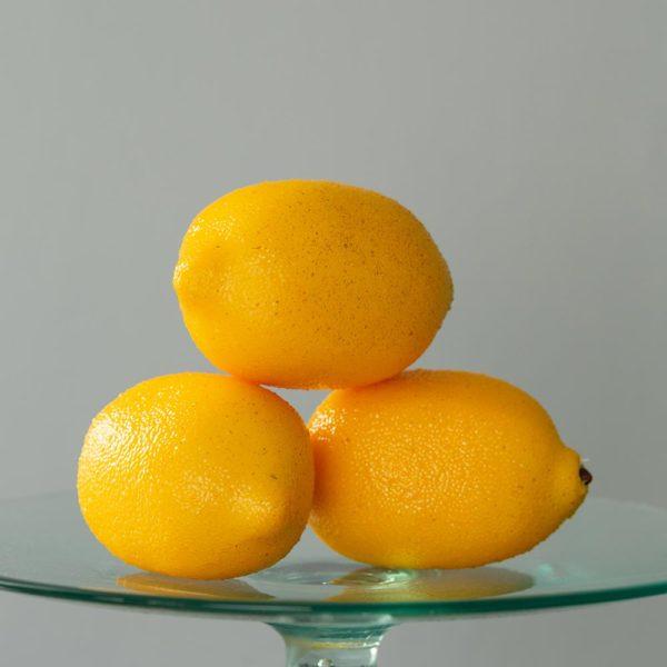 Artificial Lemon Yellow