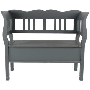 Two Seater Bench Campagne Fossil