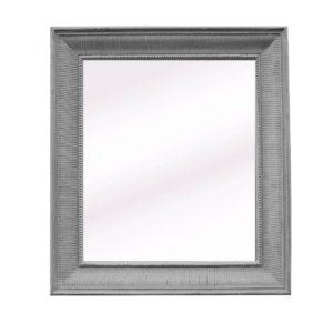 Vintage Country Mirror Soft Grey