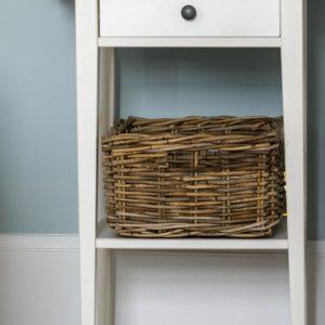 Kubu Oblong Basket Small