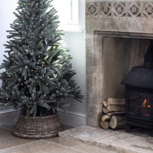 Christmas Tree Skirt Kubu Large