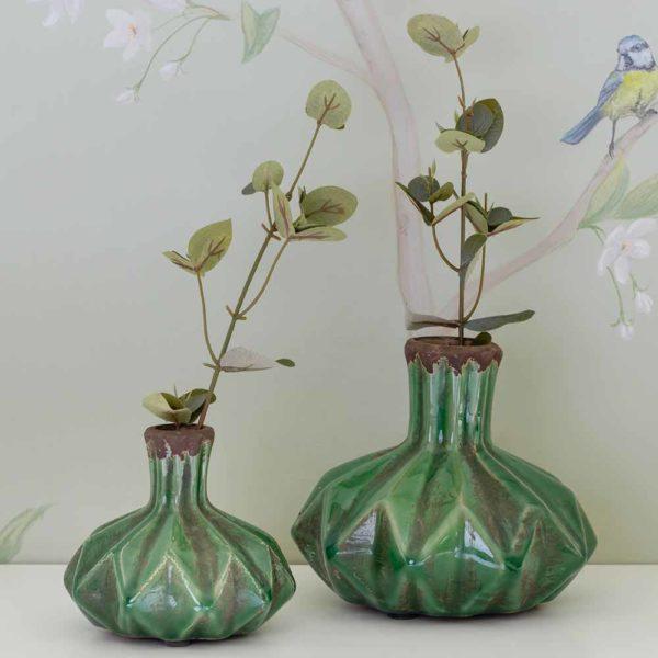 Bud Vase Lotus