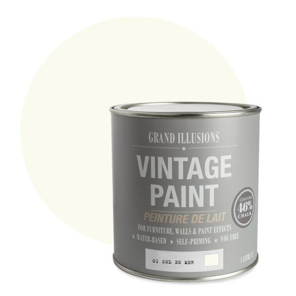 Sel de Mer Vintage Chalk Paint No. 01 - 1L