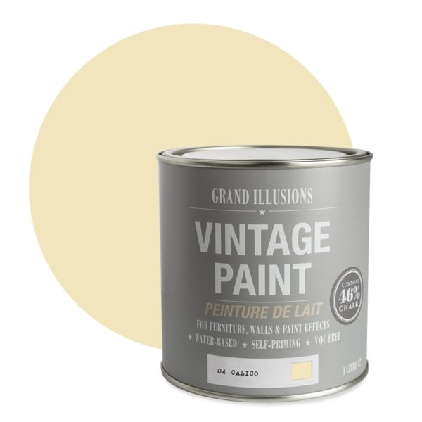 Calico Vintage Chalk Paint No. 04