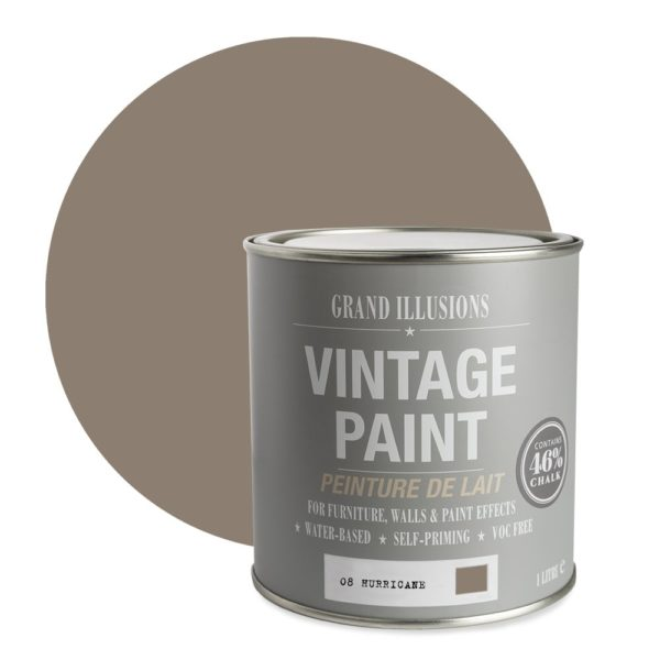 Hurricane Vintage Chalk Paint No. 08 - 1L