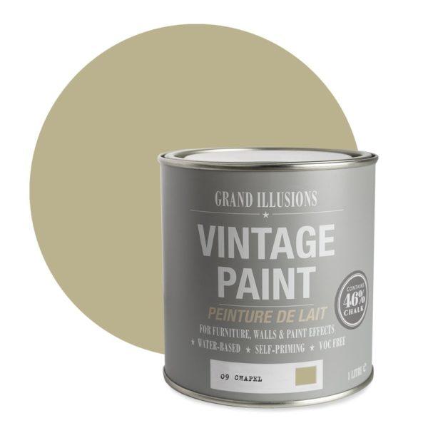 Chapel Vintage Chalk Paint No. 09