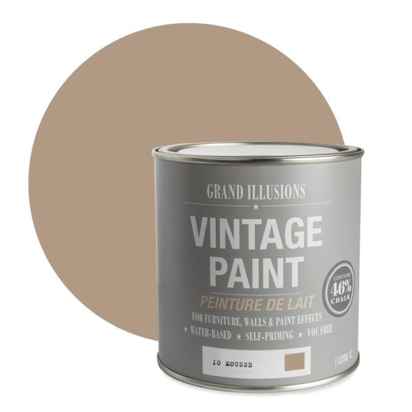 Mousse Vintage Chalk Paint No. 10 - 1L