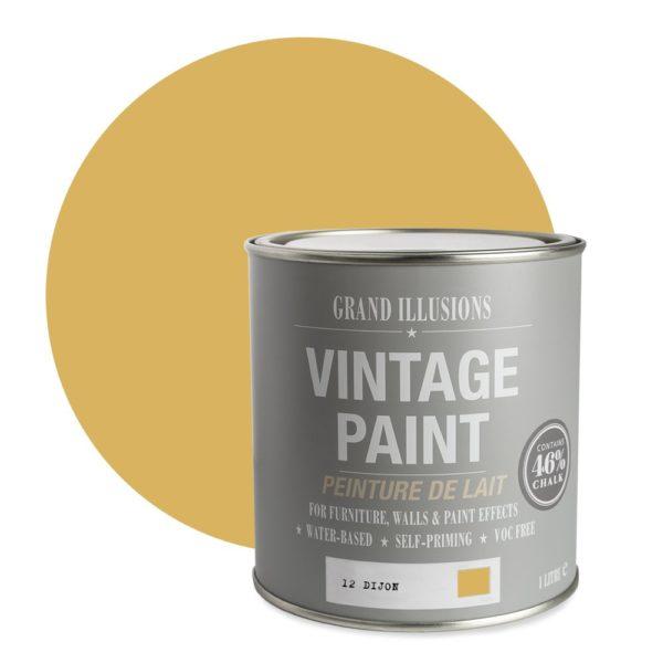 Dijon Vintage Chalk Paint No. 12