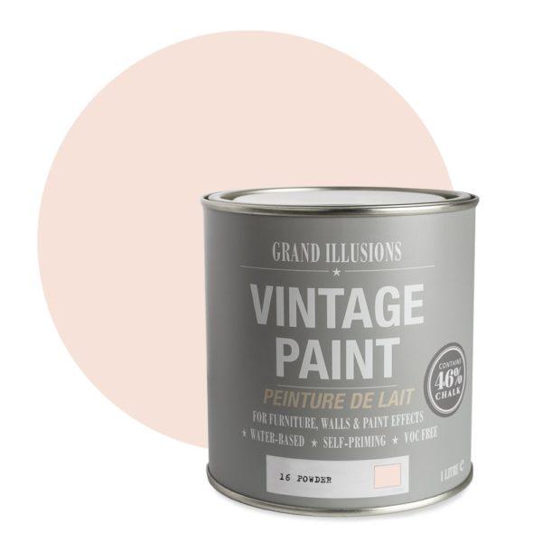 Powder Vintage Chalk Paint No. 16 - 1L