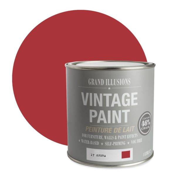 Opera Vintage Chalk Paint No. 17 - 1L