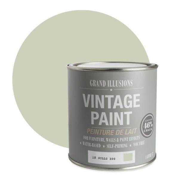 Gulls Egg Vintage Chalk Paint No. 18