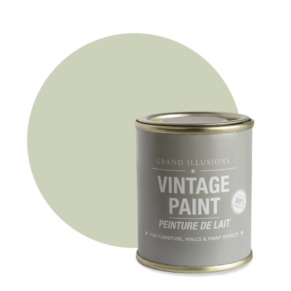 Gull's Egg Vintage Chalk Paint No. 18 - 125ml
