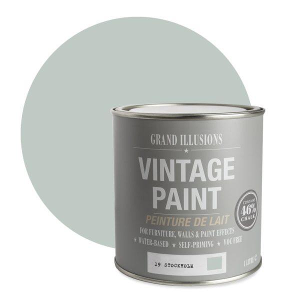 Stockholm Vintage Chalk Paint No. 19 - 1L