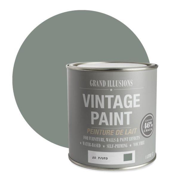 Fjord Vintage Chalk Paint No. 20