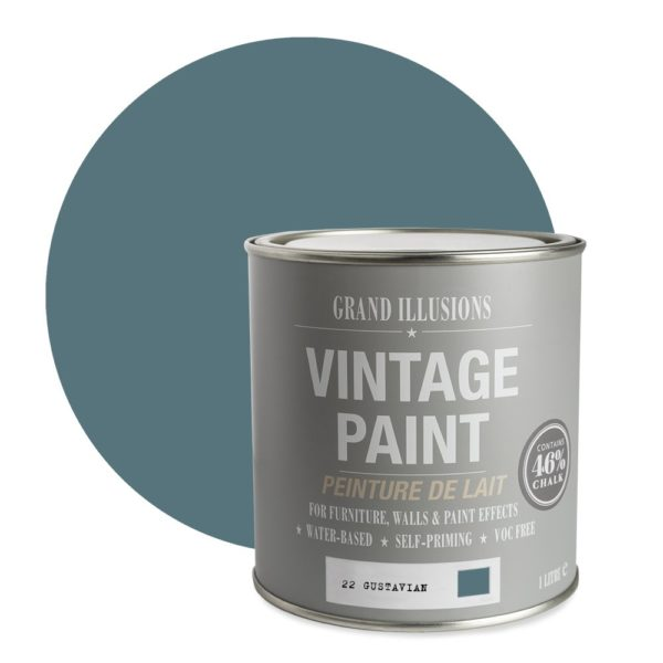 Gustavian Vintage Chalk Paint No. 22 - 1L