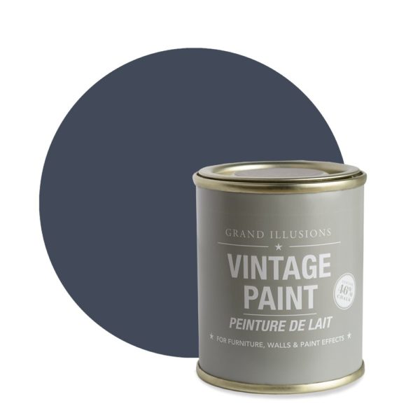Nordic Blue Vintage Chalk Paint No. 23 - 125ml