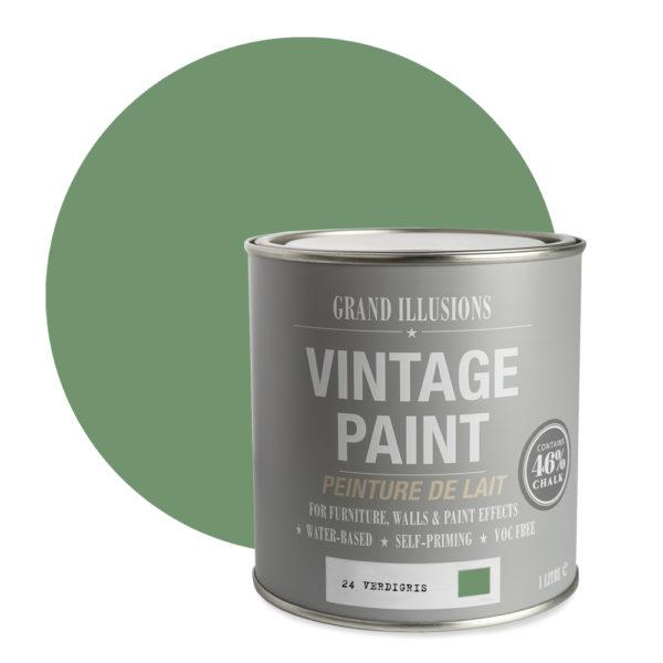 Verdigris Vintage Chalk Paint No. 24 - 1L