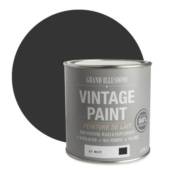 Noir Vintage Chalk Paint No. 27 - 1L