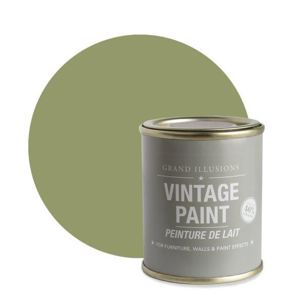 Olive Vintage Chalk Paint No. 31 - 125ml