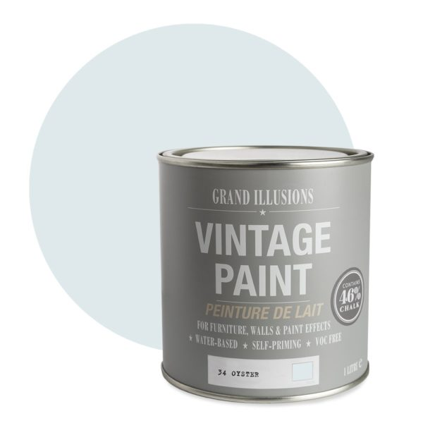 Oyster Vintage Chalk Paint No. 34