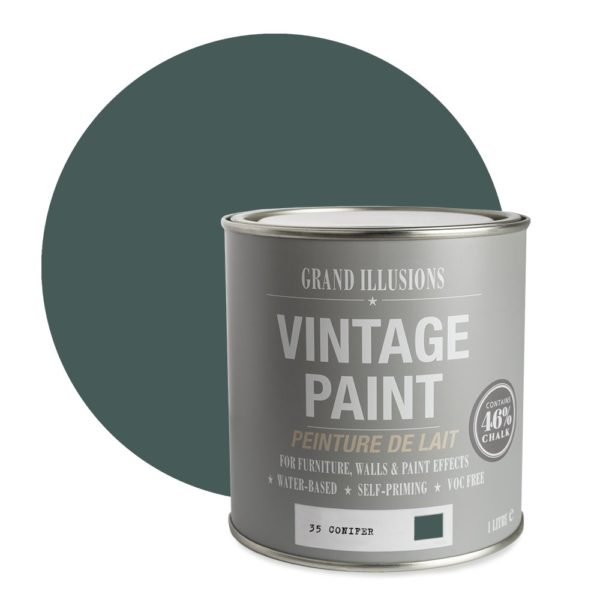 Conifer Vintage Chalk Paint No. 35 - 1L