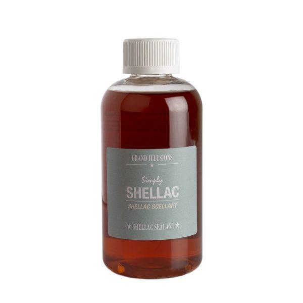 Simply Shellac Sanding-Sealer 250ml