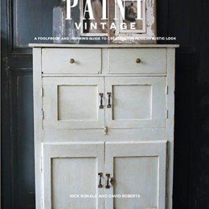 Paint Vintage Book