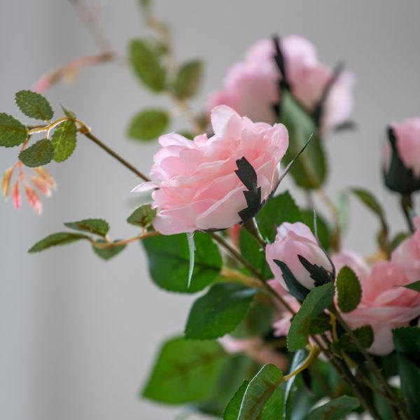 Rose Spray Soft Pink