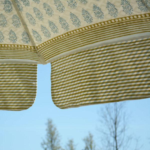 Gold Mimosa Garden Parasol