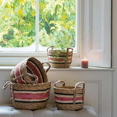 Baskets and Trays